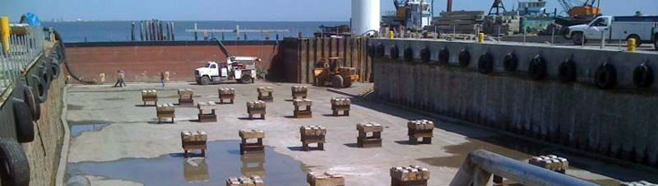 Galveston Shipyard - Offshore Construction Vessel